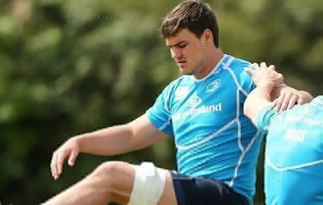 Roux 'on loan' to Connacht