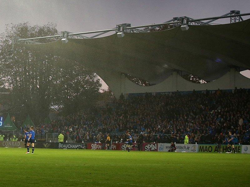 Leinster investigating stadium safety issue