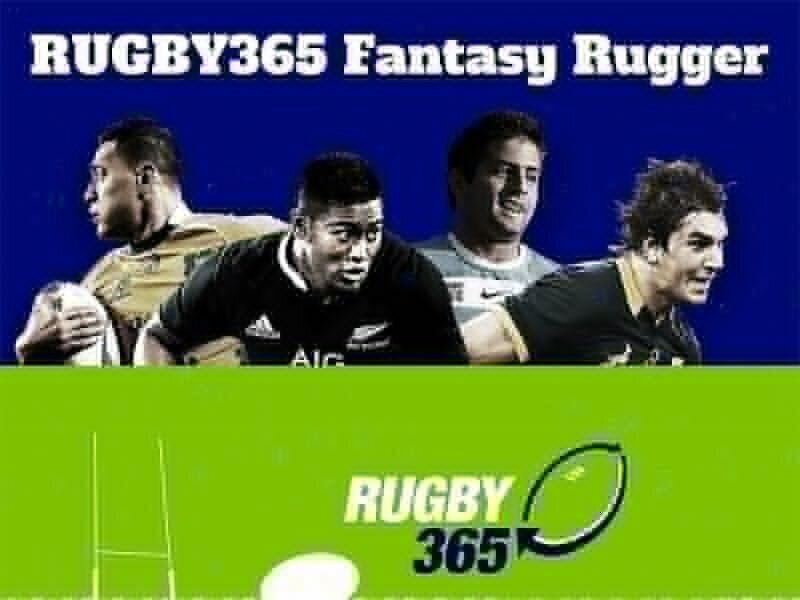 The rugby365 fantasy league