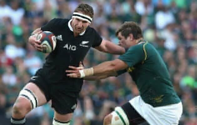 No breaks for Read and Whitelock