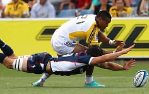 Canes edge Rebels in try-fest