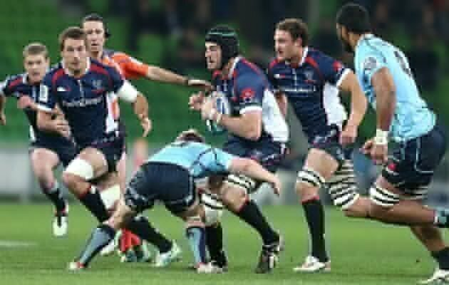 Rebels break their Waratahs duck