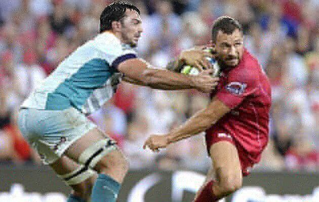 Reds deny Cheetahs at the death