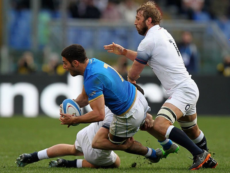 Italy pair back for French Six Nations date