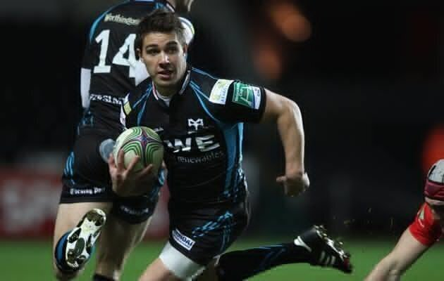 Ospreys retain another youngster