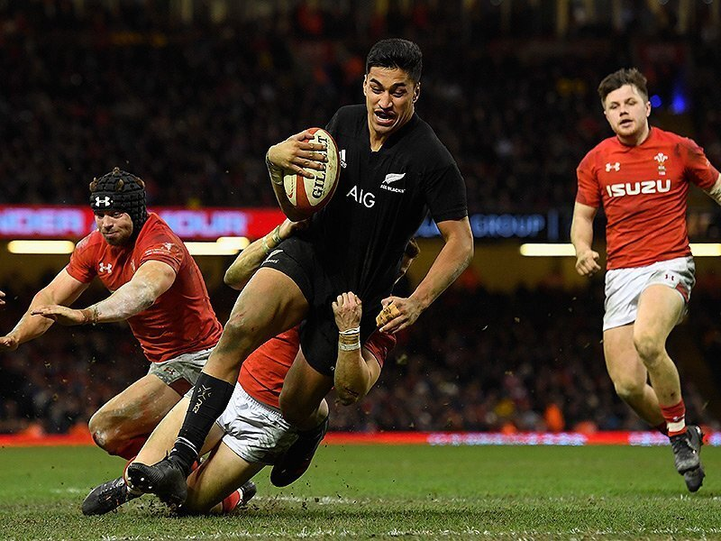 All Blacks' late rally too much for Wales