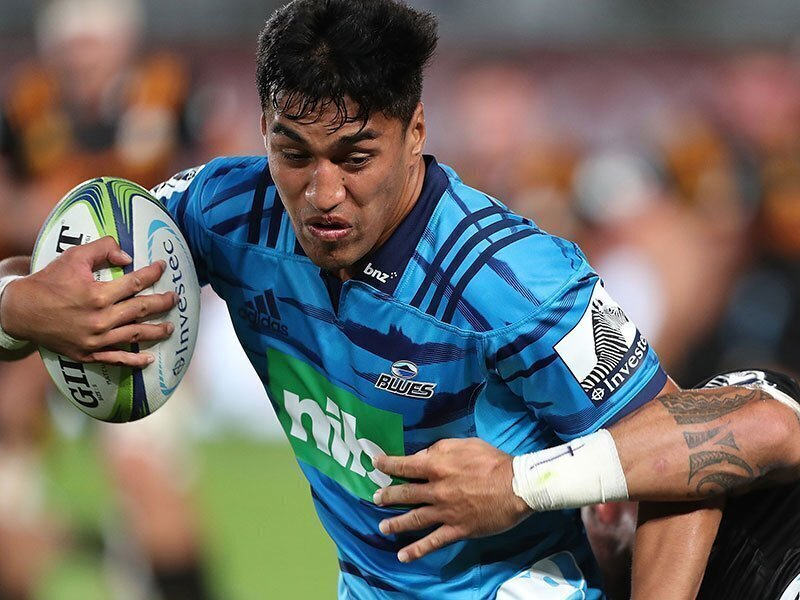 Blues move Ioane again