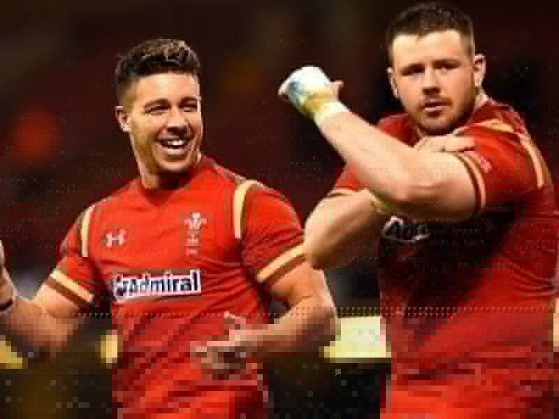Wales rush Webb back for Italy clash