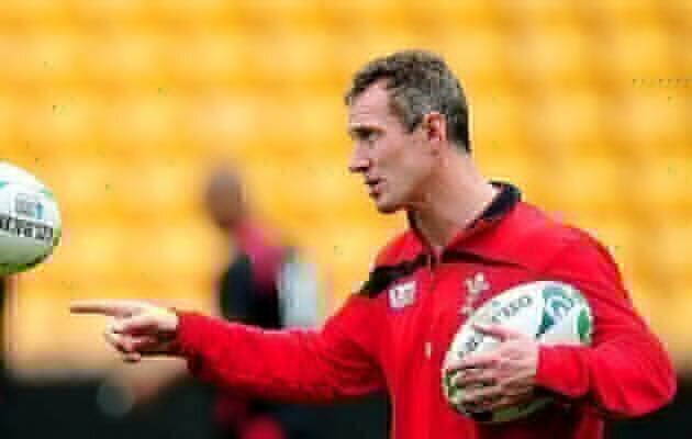 Howley to 'take care' of Wales
