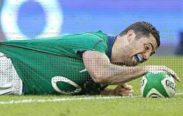 Irish eye hat-trick chasing Welsh