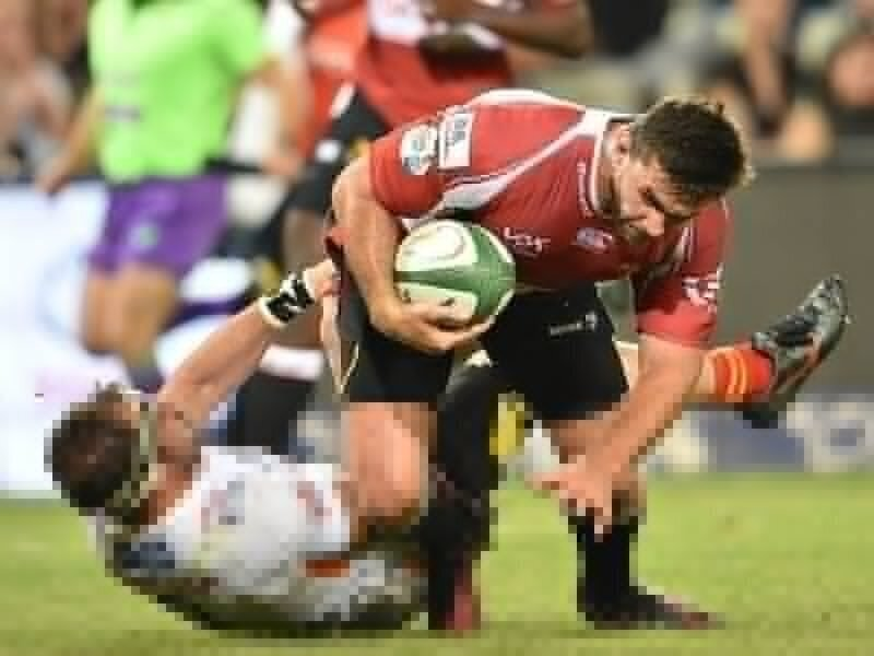 Ackermann shuffles front row again