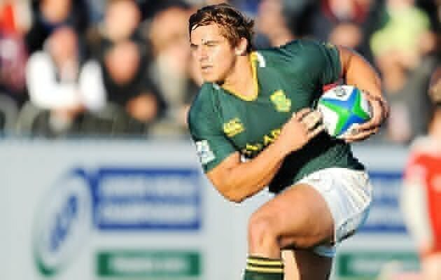 Baby Boks forced to change