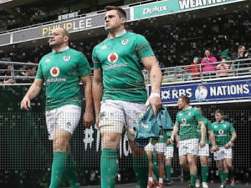 Ireland owes themselves against England