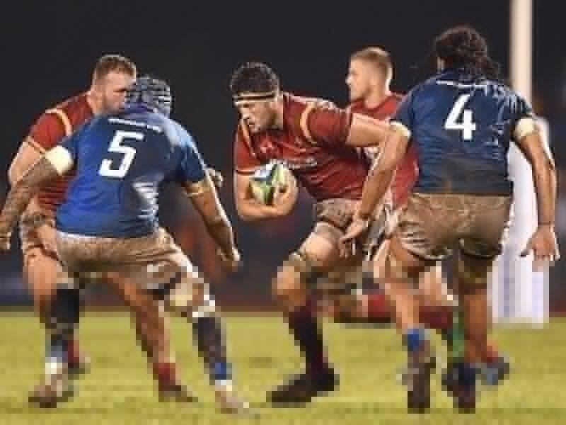 Evans double edges Wales past Samoa