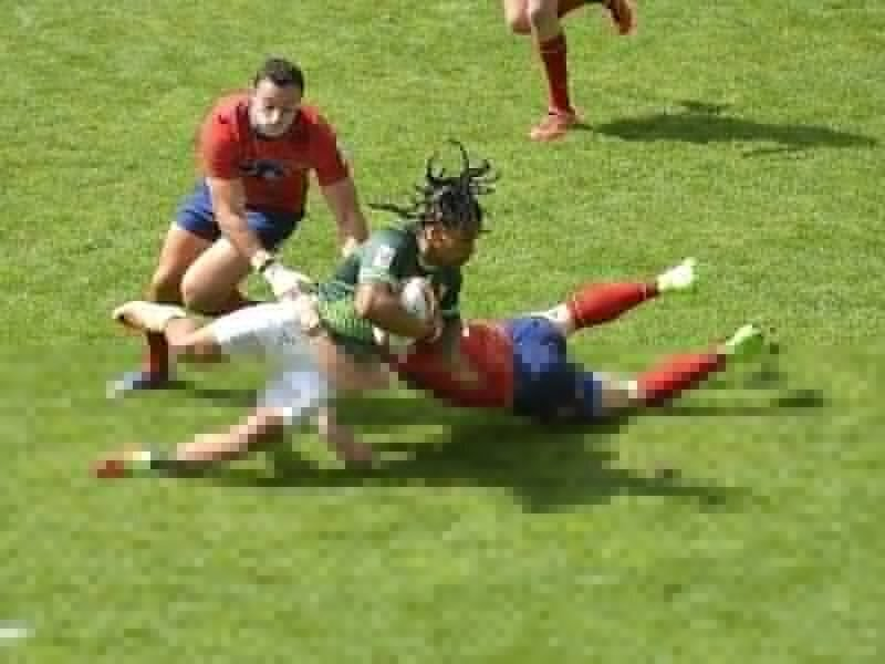 PARIS 7s: Scotland stun the BlitzBoks