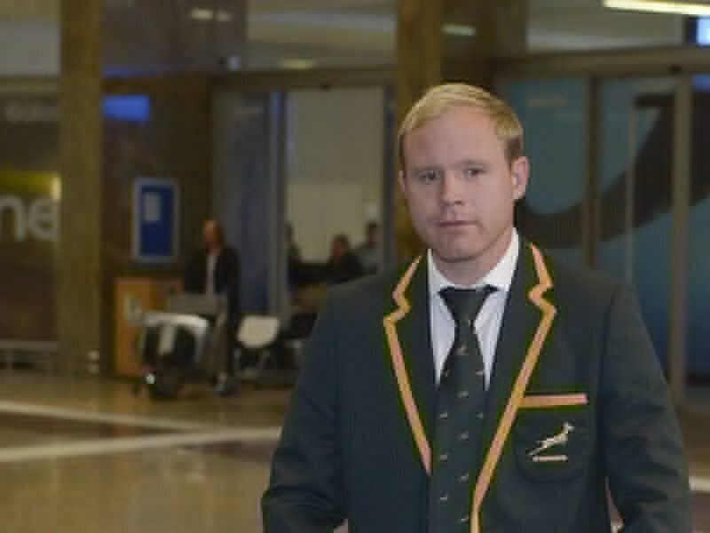 Four debutants in Springbok starting XV