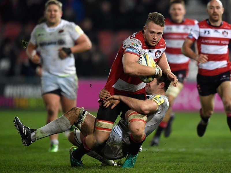Gloucester fight back to sink Sarries