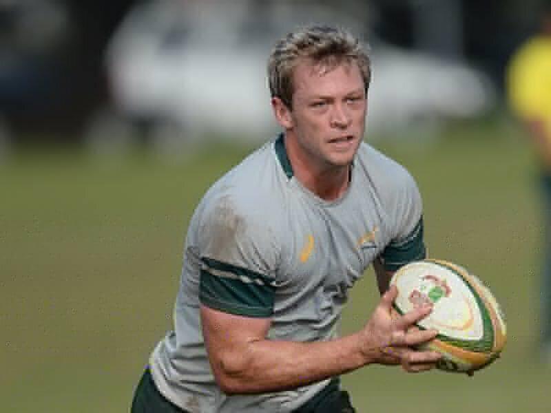 SA 'A' pump up with Boks muscle