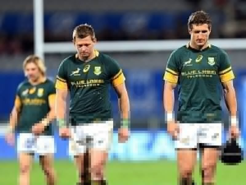 World Rankings: Bok slide continues