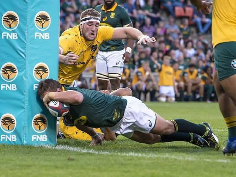 Boks and Wallabies in another tame draw