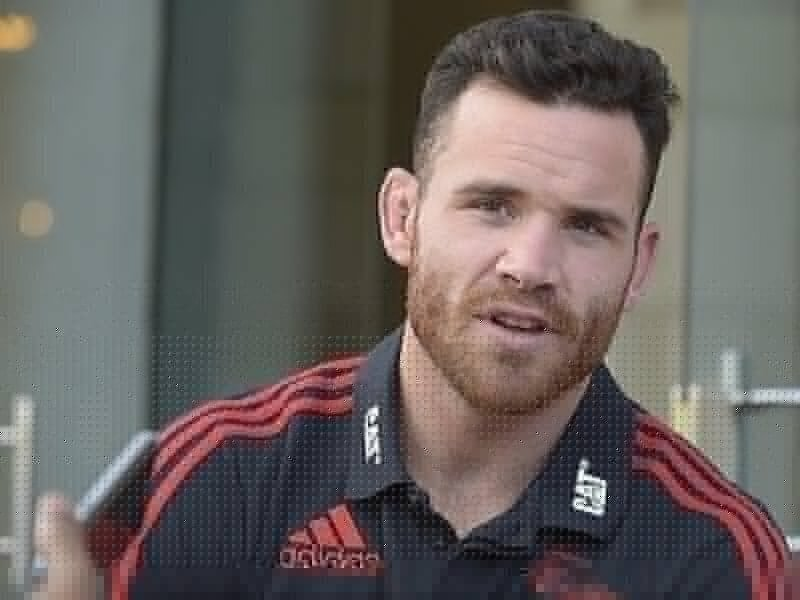 Crotty re-signs with NZ Rugby & Crusaders