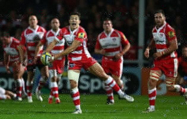 Gloucester duo to become Warriors