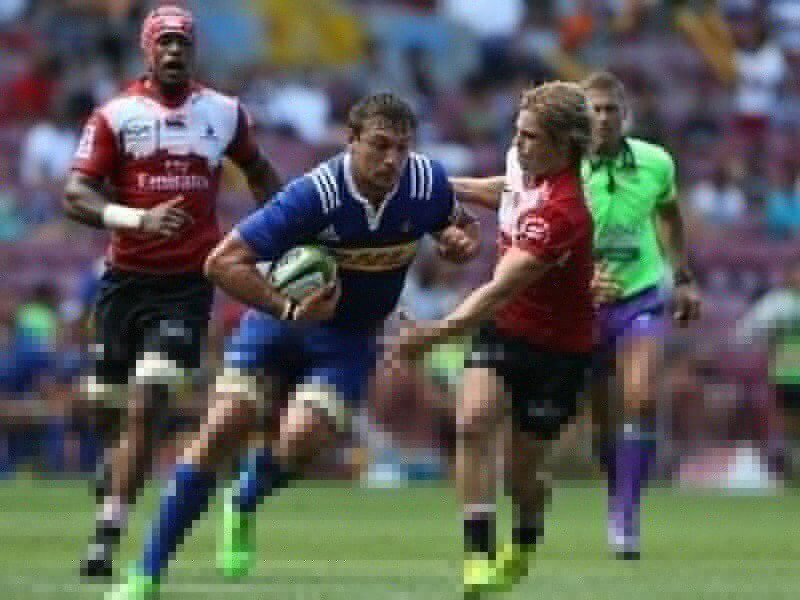 Stormers beat Lions in try-fest