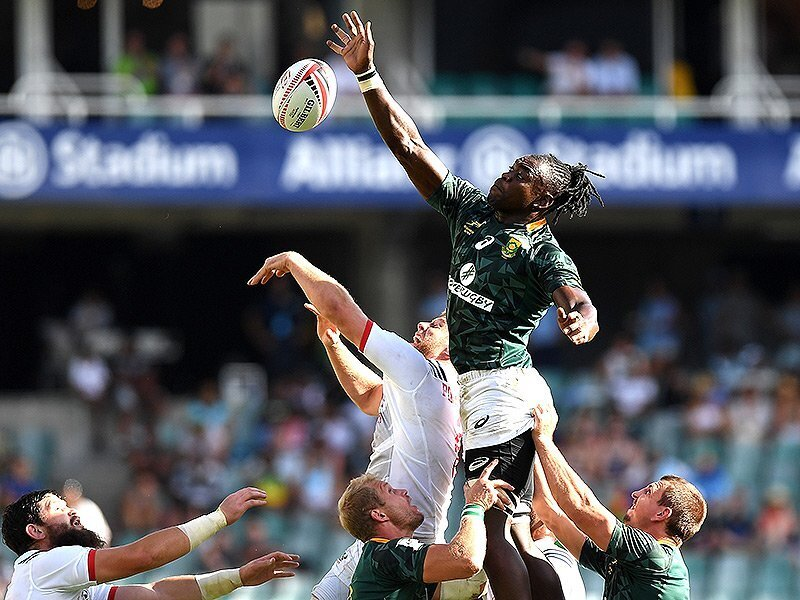 BlitzBoks against Aussies in Final