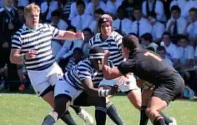 Cape Schools Week Results, Day 1