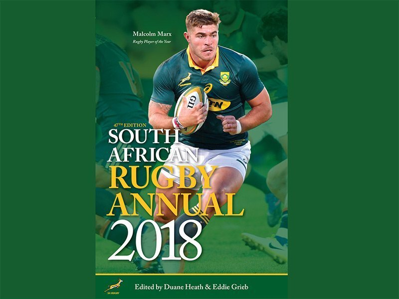 Book Review: South African Rugby Annual 2018