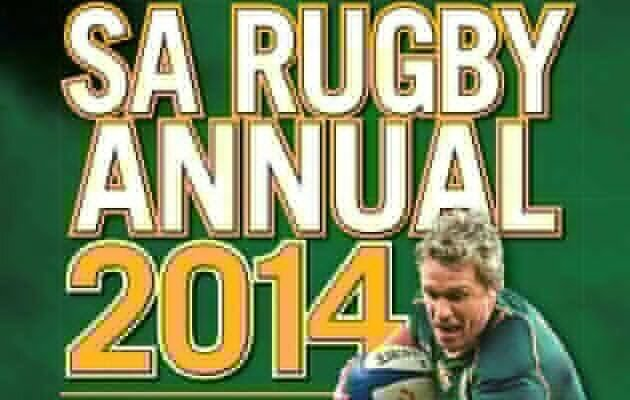SA Rugby Annual 2014 - even better