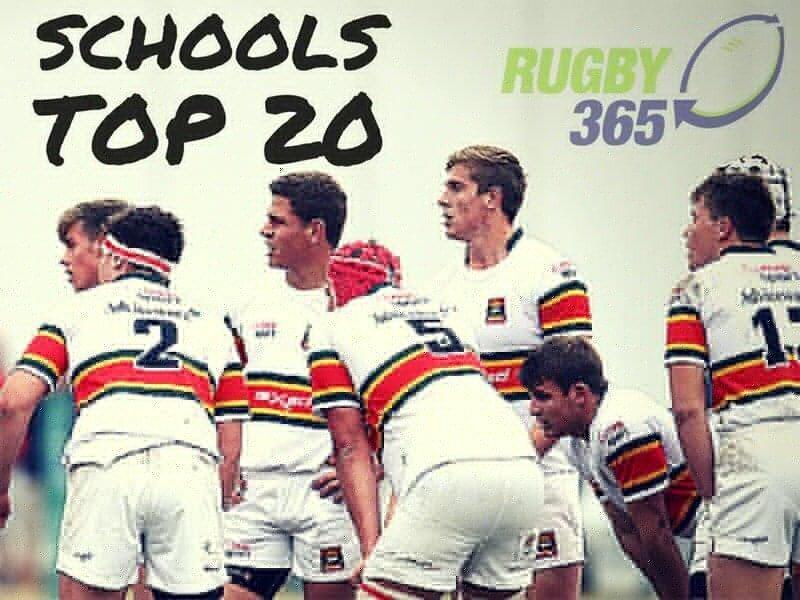 Schools Top 20 - July 26