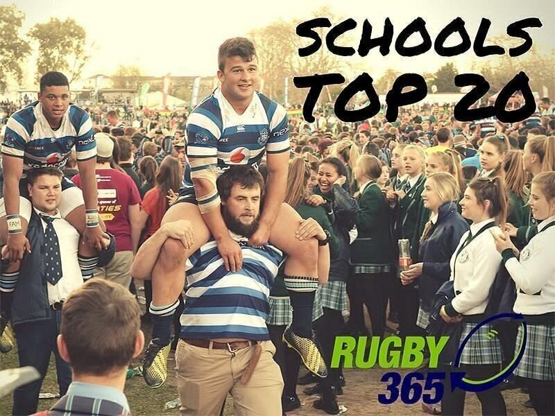 Schools Top 20 - August 9