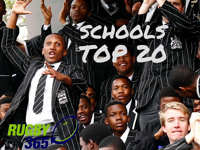 Schools Top 20 - August 16