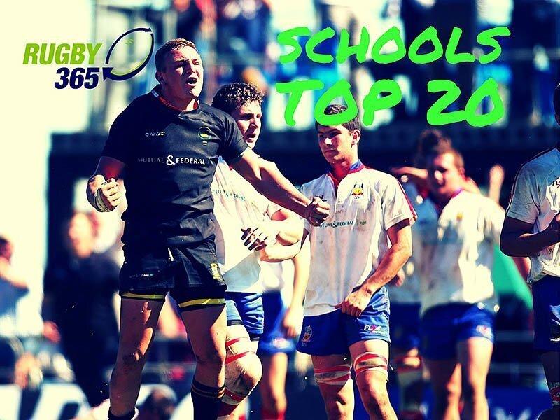Schools Top 20 - August 23