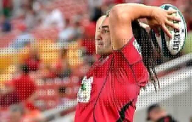 Reds call on Faingaa's number