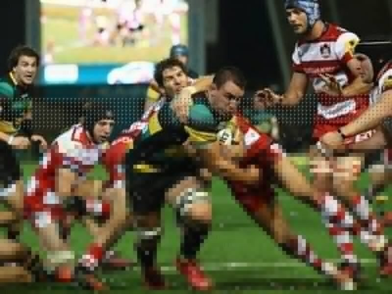 Saints down Gloucester in see-saw battle
