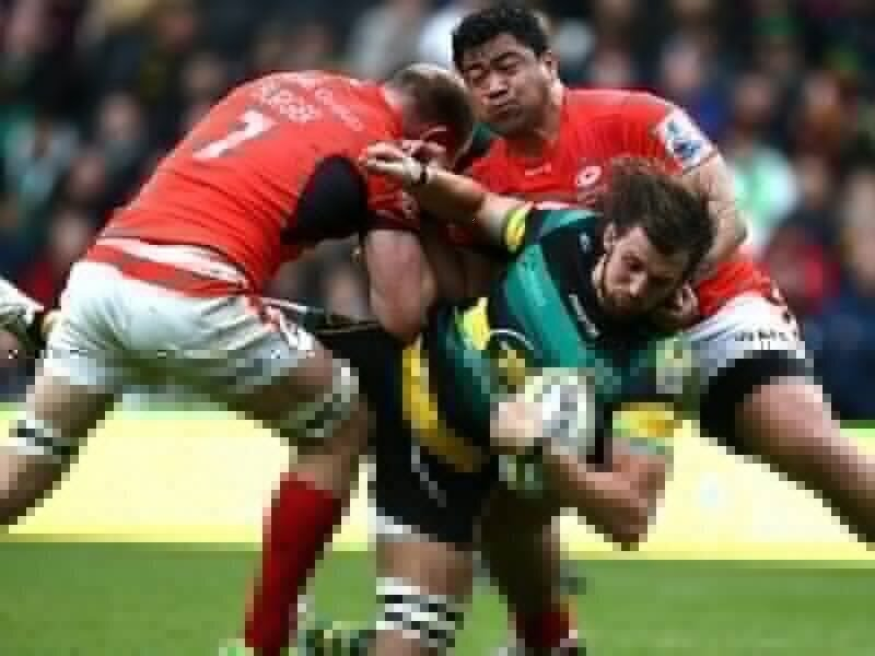 Saracens bounce back in fine style