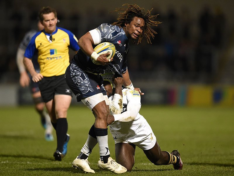 Sharks snatch dramatic victory against Wasps