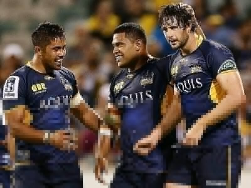 Brumbies co-captain stays on the bench