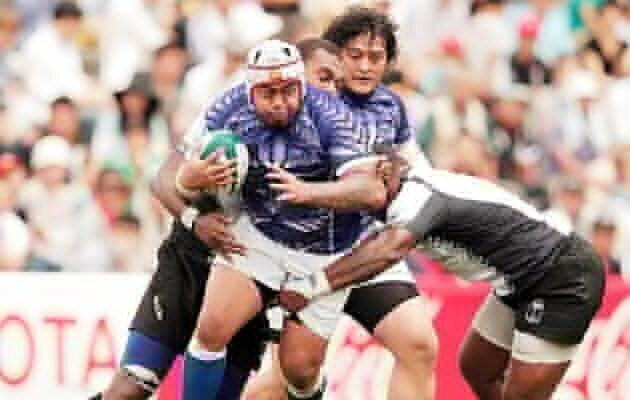 Samoa, Tonga win in PacNat Cup