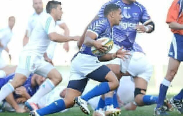 Samoa in record rout over Italy