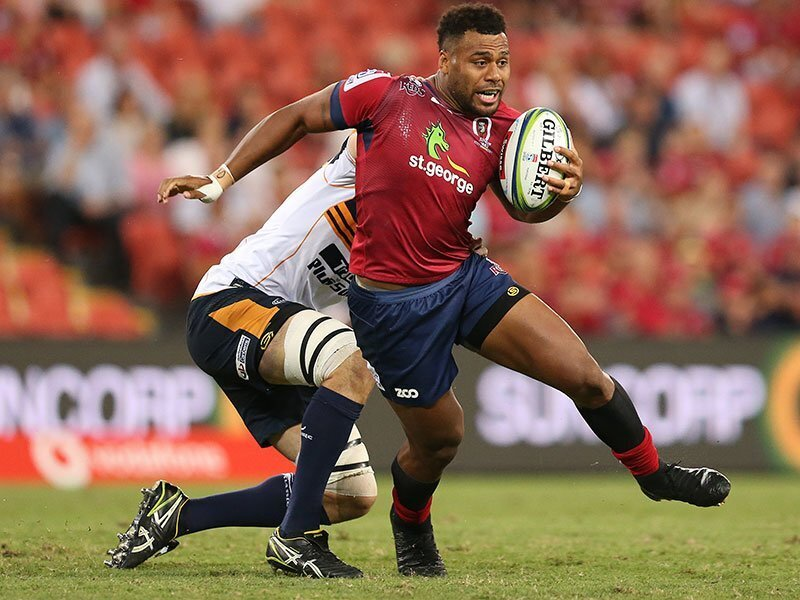Kerevi shifts to No.12 for Bulls clash