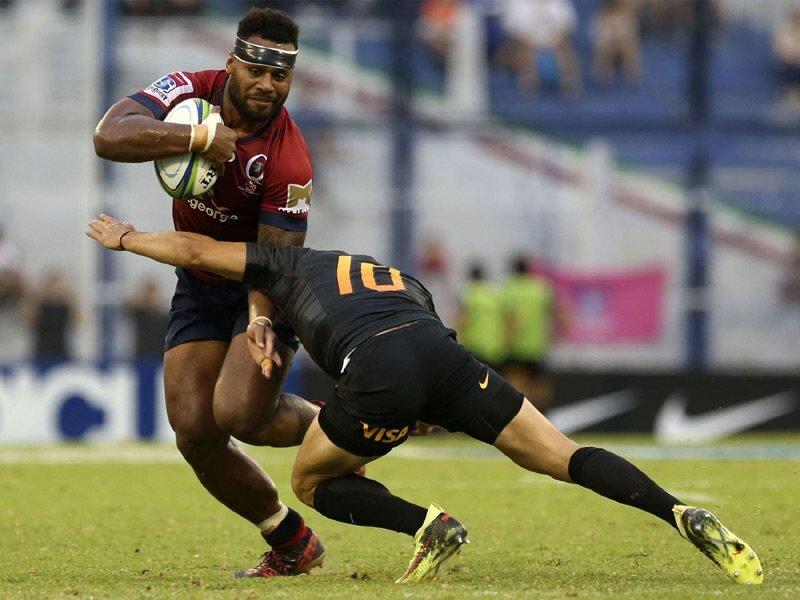 Reds triumph over Jaguares