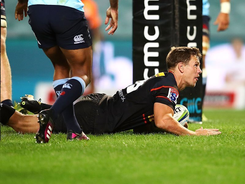 Stormers fullback to miss Blues clash