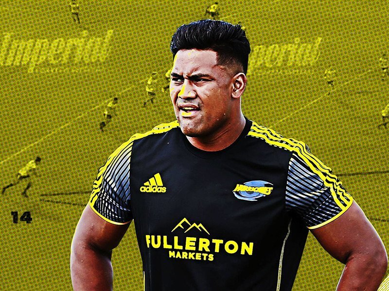 Savea 2.0: The quest for All Black No.14 jersey