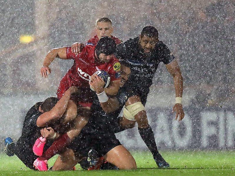 Priestland boot sinks Scarlets