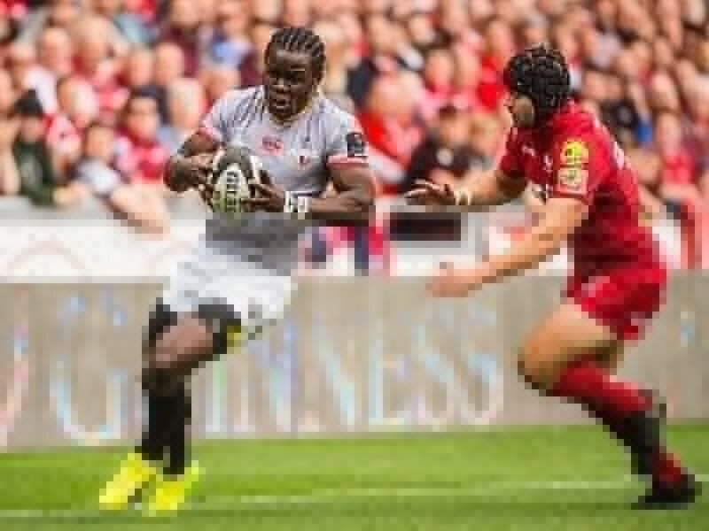 Scarlets teach Kings a 57-point lesson
