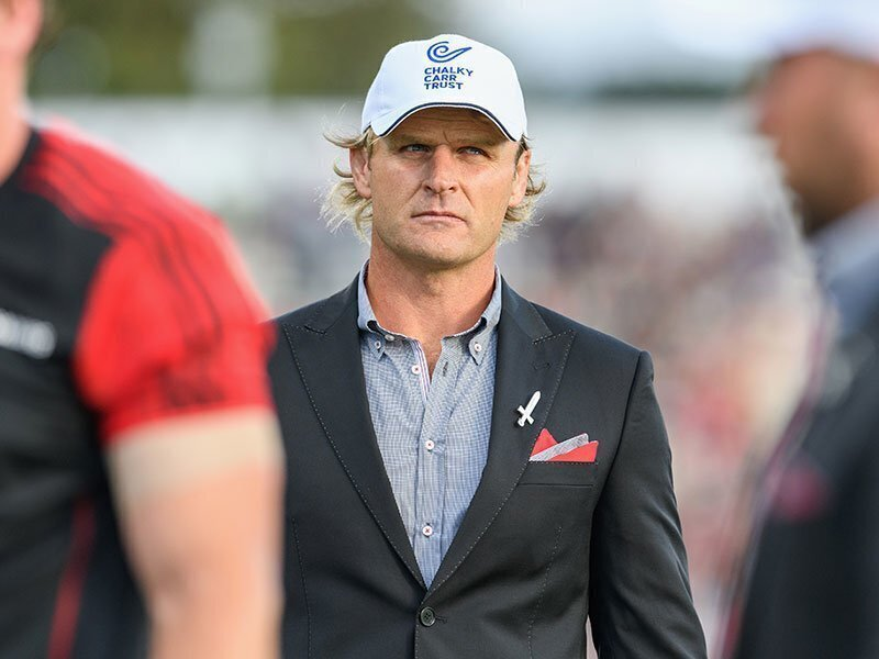New front row for Crusaders