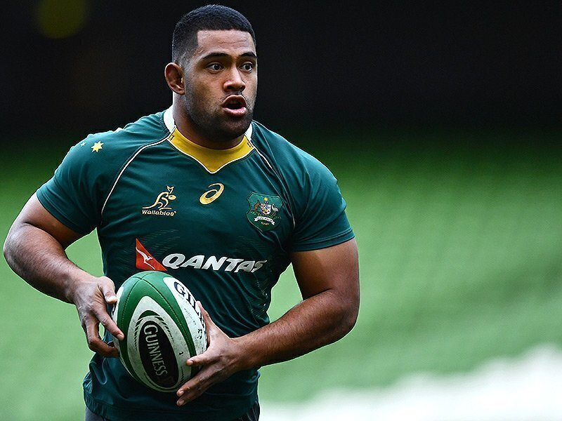 Sio recovers to make Wallaby bench